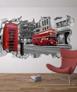 London Wall Decor
