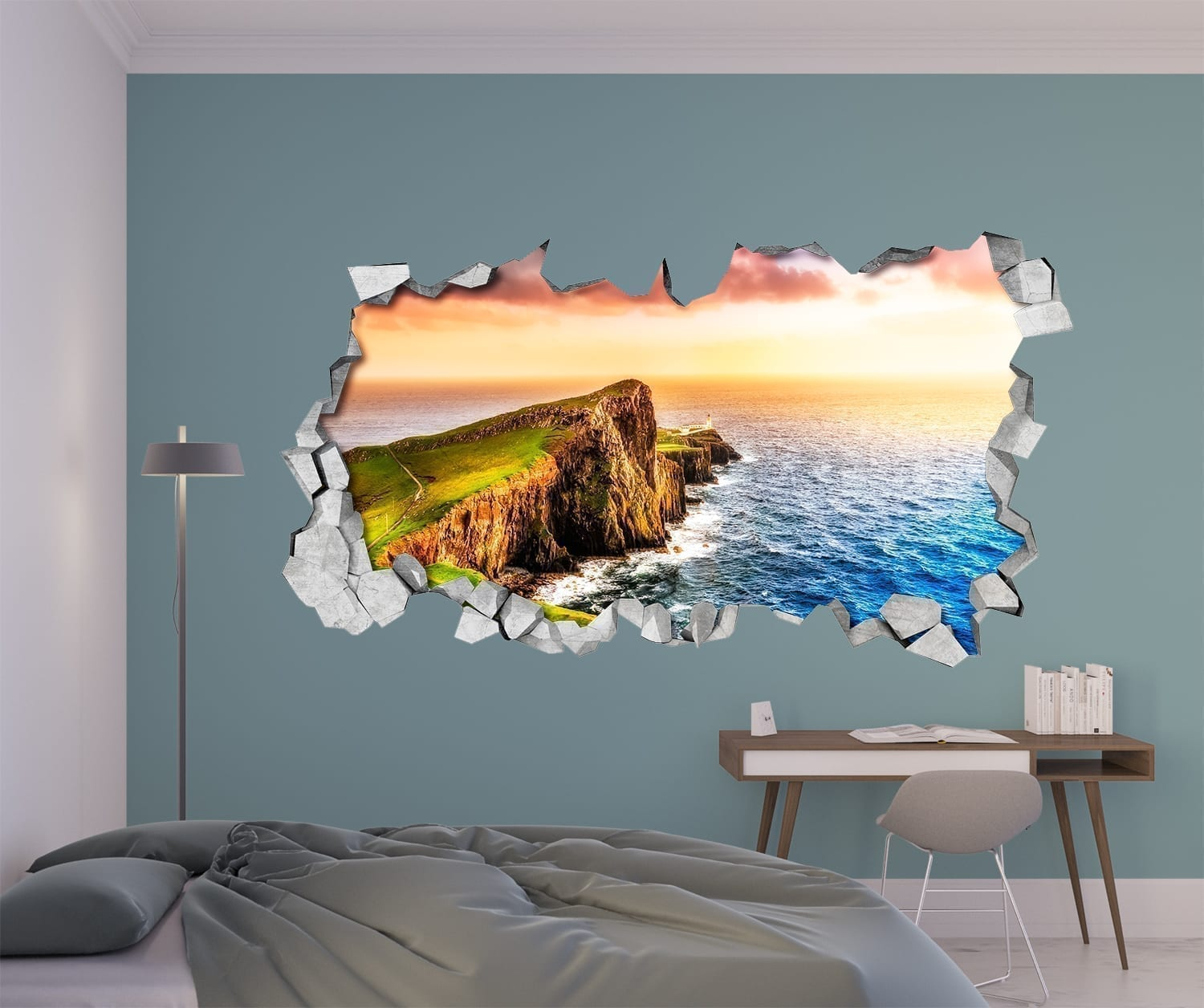 sea reliefs wall decor. Black Bedroom Furniture Sets. Home Design Ideas