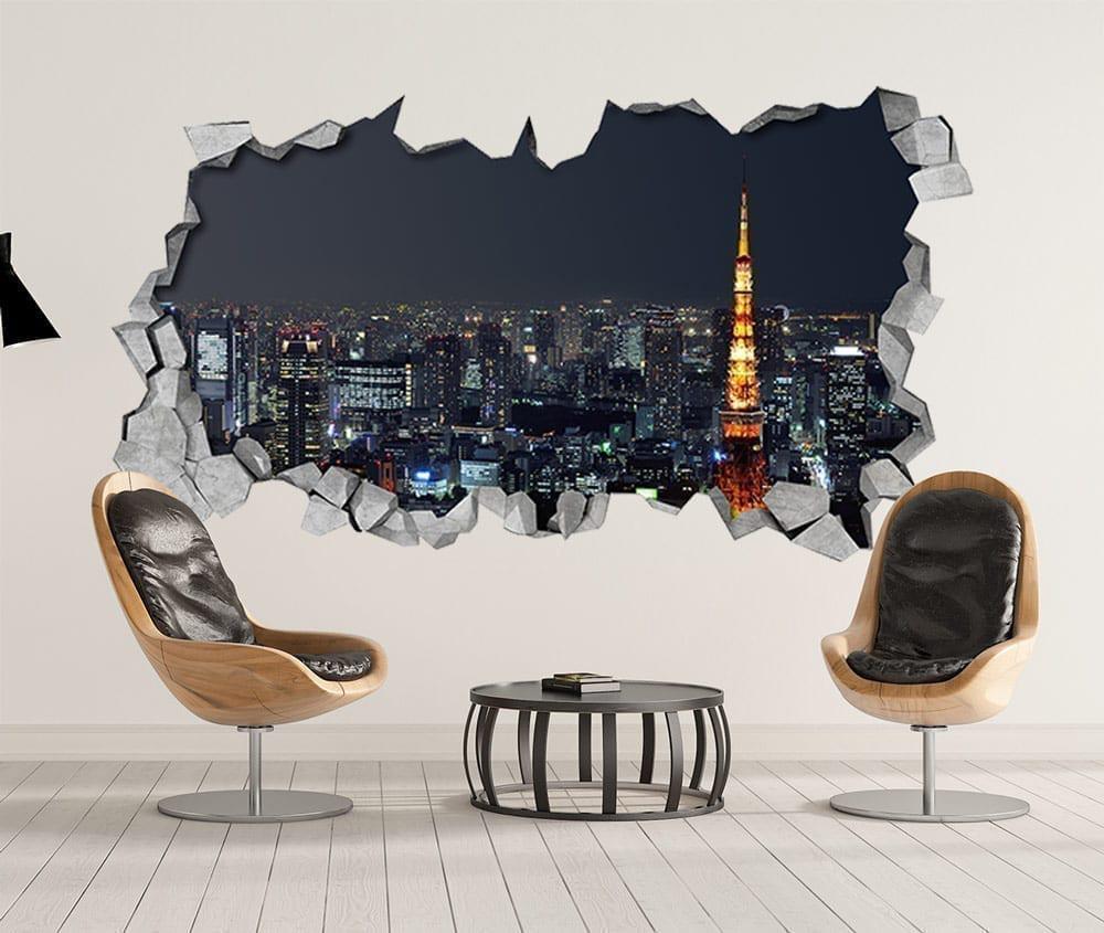 Wallpaper Decals: Moonwallstickers.com