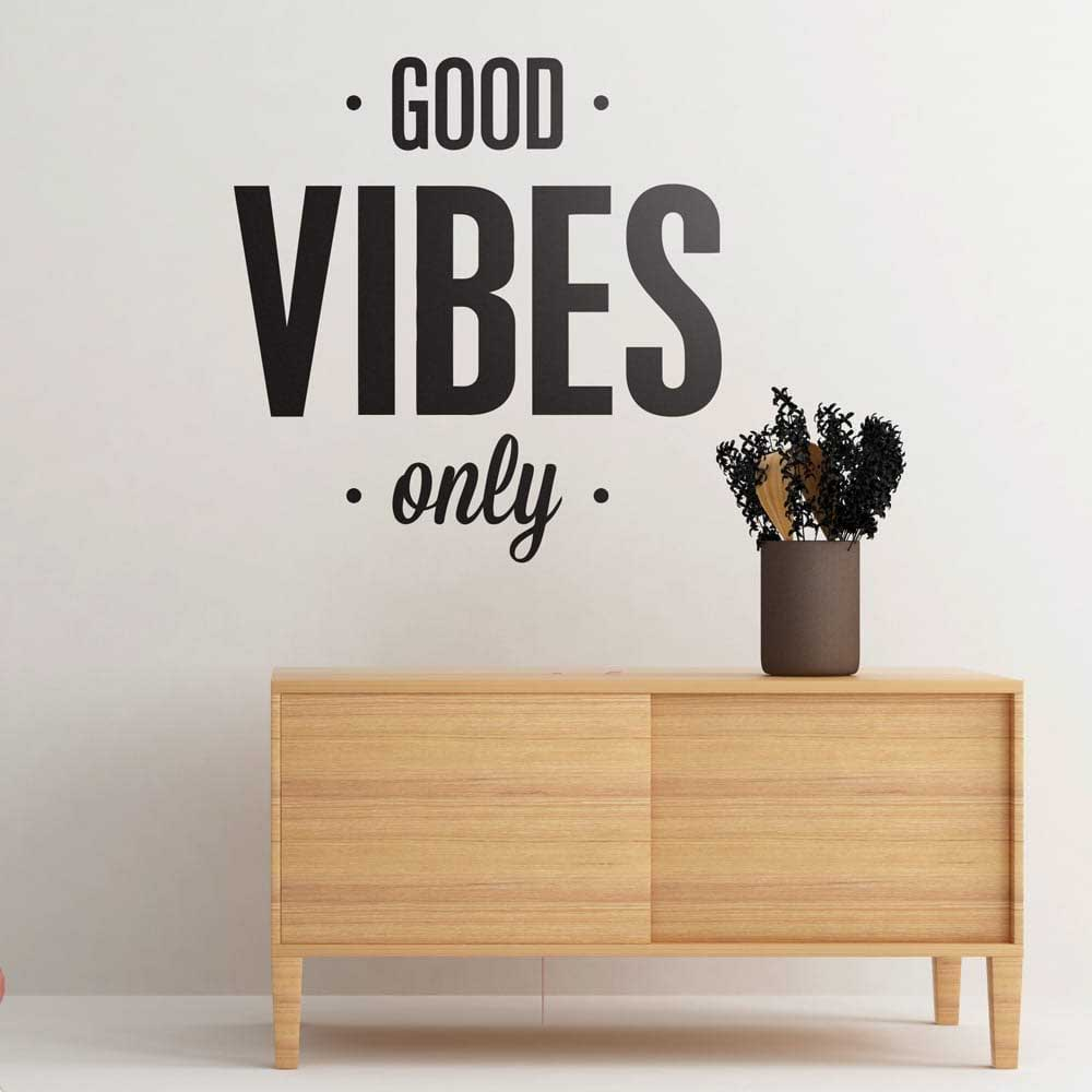 Good Vibes Only Moonwallstickers Com