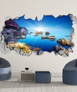 Sea Landscape 3D Wallpaper