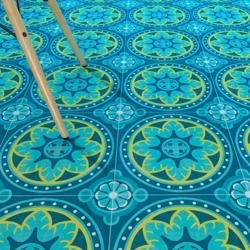 Floor Tile Decals 1