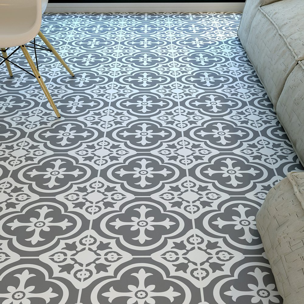 Moroccan Floor Stickers