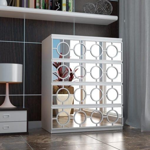 Refurbish Furniture - Pathos with Mirror Panel