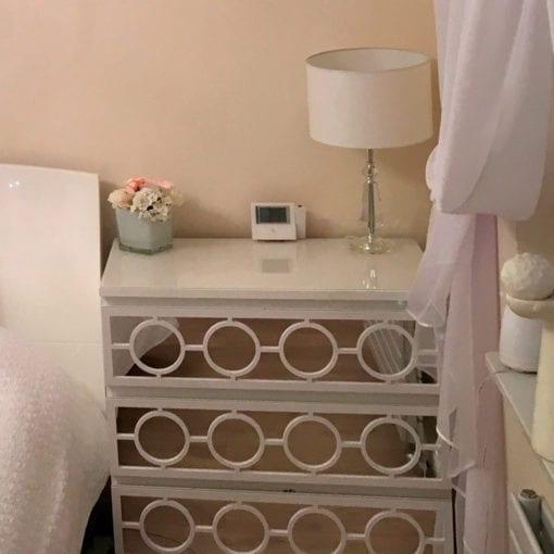 Refurbish Furniture - Pathos with Mirror Panel Applied by Customer