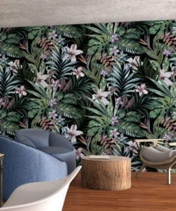 Botanical Peel and Stick Wallpaper
