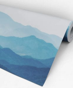 Self Adhesive Wallpaper Mountains Roll