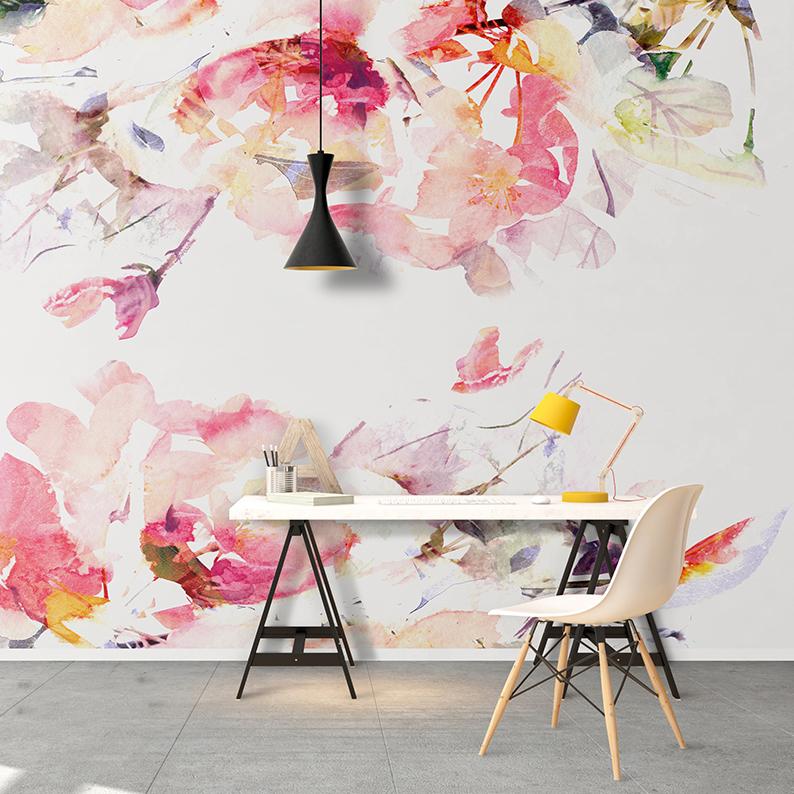 Self Adhesive Wallpaper Moonwallstickers Com