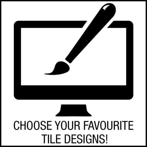 CREATE MY 12 TILE STICKERS PACK
