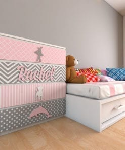 Girl Nursery Decor