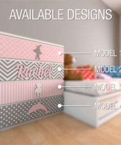 Girl Nursery Decor Models
