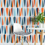 Mid Century Wallpaper