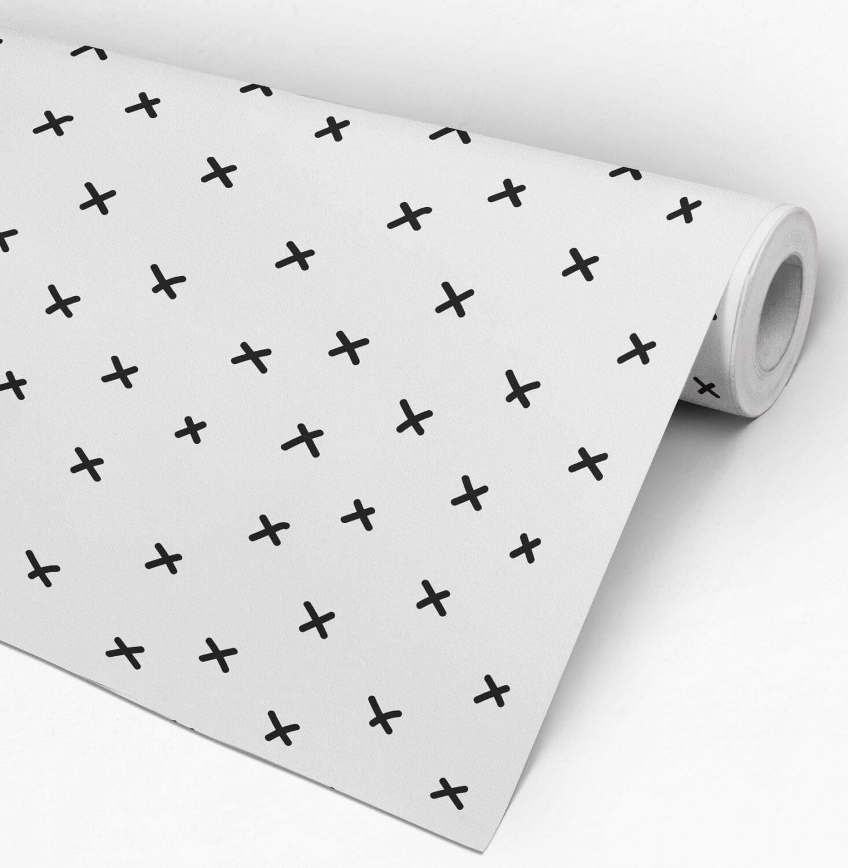 Garabatear minimalista art papel pintado - Papel pintado minimalista ...