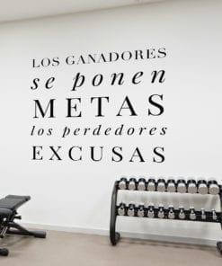 Los Ganadores Imagenes Motivadoras Para El Gym