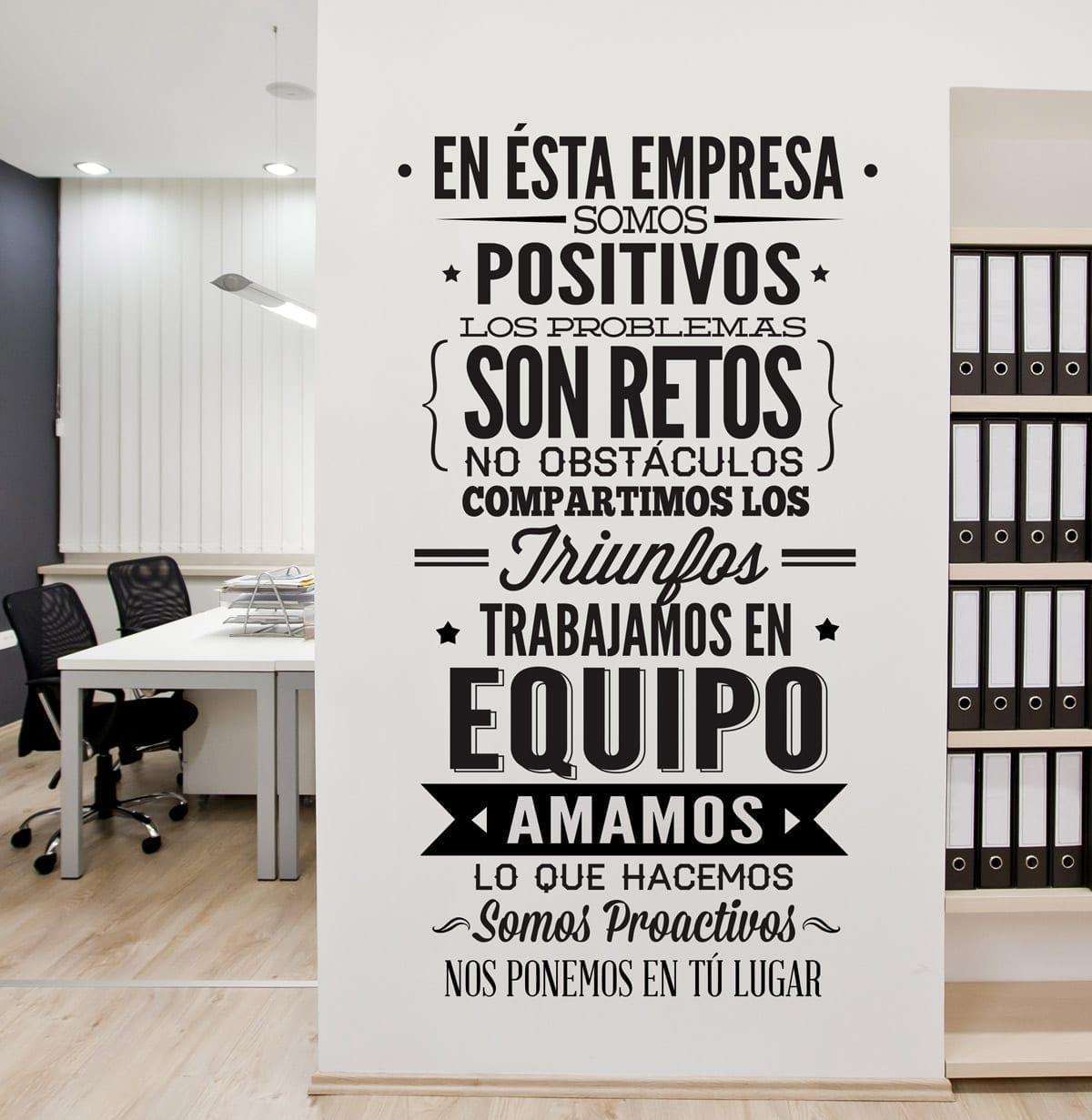 Decoracion oficina good ideas para renovar la oficina for Decoracion oficina