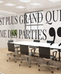 Décoration Bureau Entreprise Tout Est Plus Grand