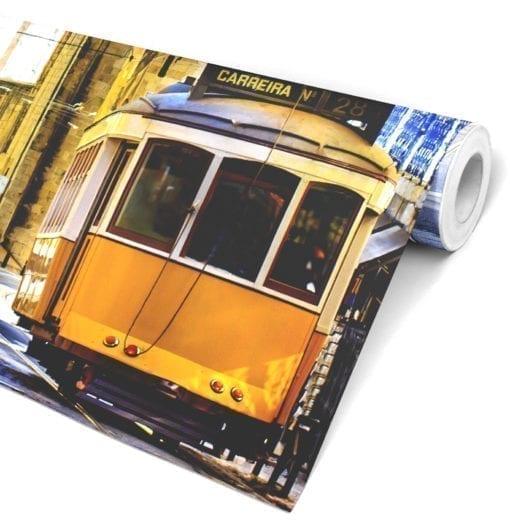 Traditional Lisbon Wallpaper Roll