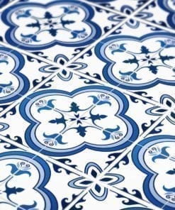 Traditional Portuguese Tiles Stickers (Pack of 24)