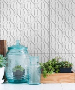 3D Pattern Tile Stickers