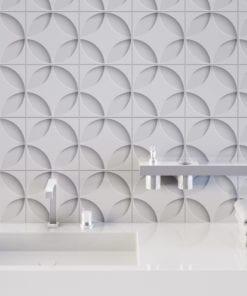 Stelle 3D Adesive per Piastrelle - Ricoprire Pareti