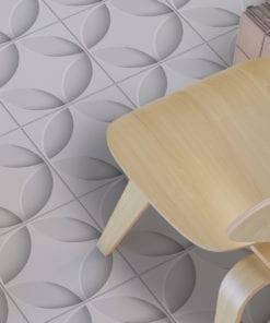 Stelle 3D Adesive per Piastrelle - Ricoprire Pavimento