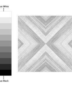 Crayon Tile Art - Color Spectrum