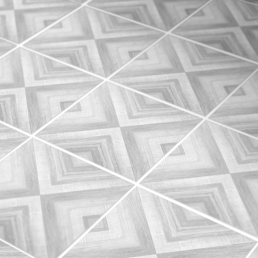 Crayon Tile Art - Detail