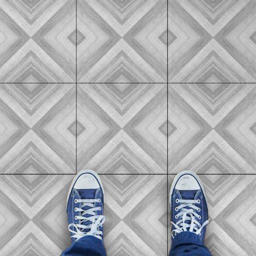 Crayon Tile Art - Floor 1