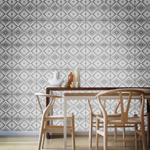 Crayon Tile Art - Wall
