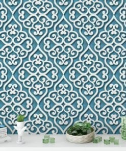 Filigree Heart 3D Wall Panels