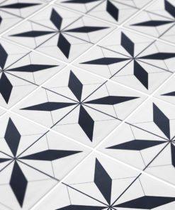 Geometrical Moroccan Tiles - Detail