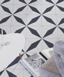 Geometrical Moroccan Tiles - Floor