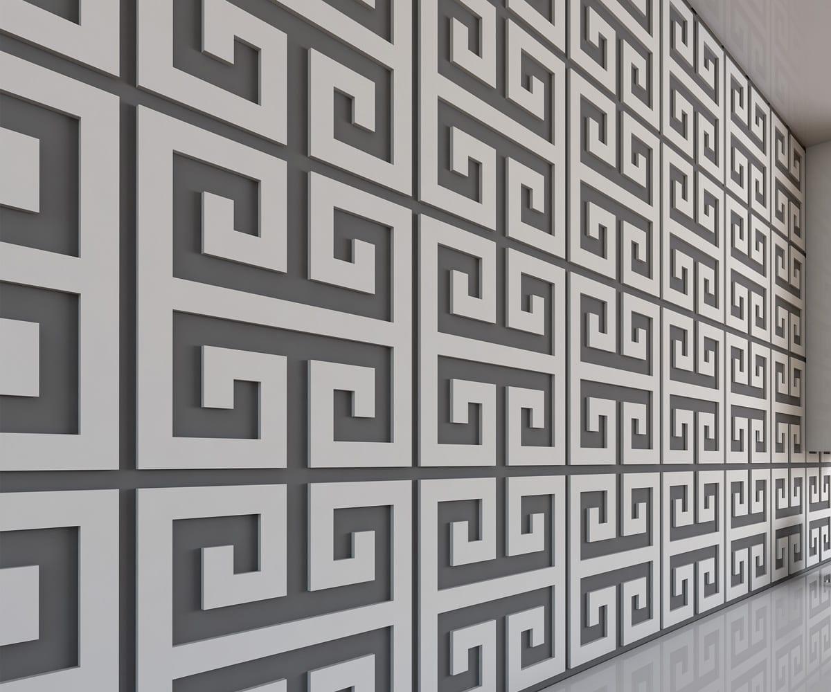 3d Wall Panels Moko S Gypsum Plaster 3d Wall Panels