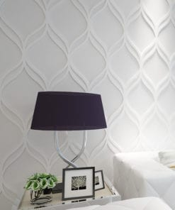 Interlaced 3D Wall Panels