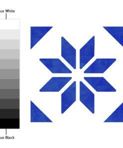 Italian Tile Stickers - Color Spectrum