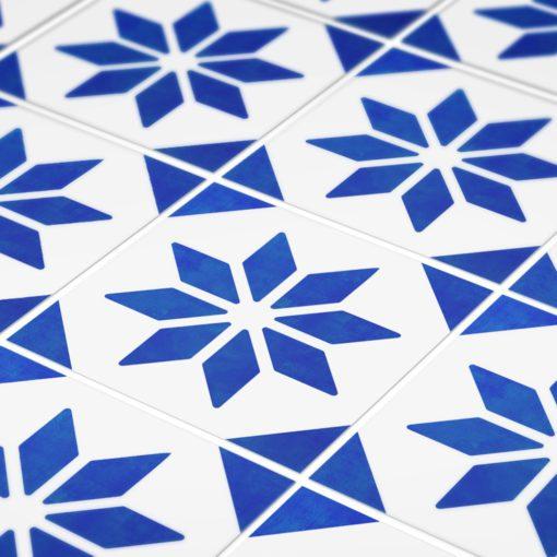 Italian Tile Stickers - Detail