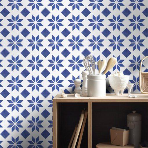 Italian Tile Stickers - Wall