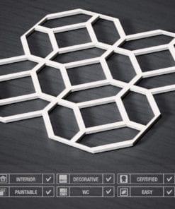 Modern 3D Wall Panels - Specs