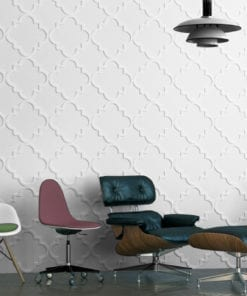 Moroccan Pattern 3D Panels