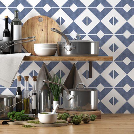 Moroccan Tiles - Wall 1