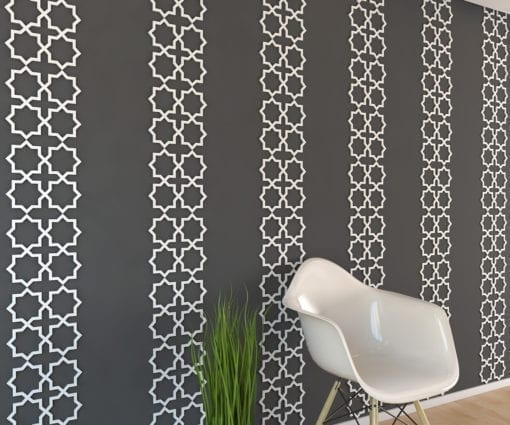 Quadristar 3D Wall Panels