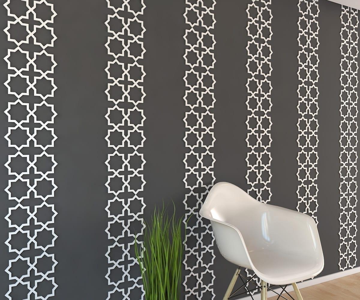 quadristar 3d wall panels. Black Bedroom Furniture Sets. Home Design Ideas