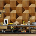 Wood Removable Wallpaper