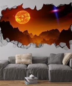 Alien-sun