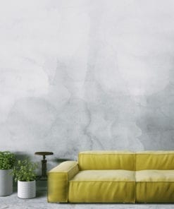 Grayscale Ombre Watercolor Wallpaper