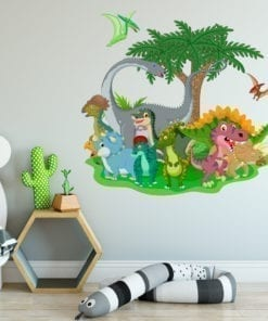jurassic-park-dinosaur-friends-sticker