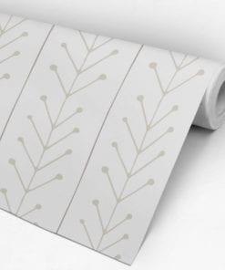 Scandinavian Minimalist Wallpaper Roll