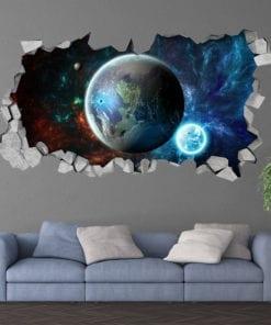 Space-fantasy-broken-wall-effect