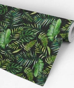 Tropical Leaves Wallpaper Roll