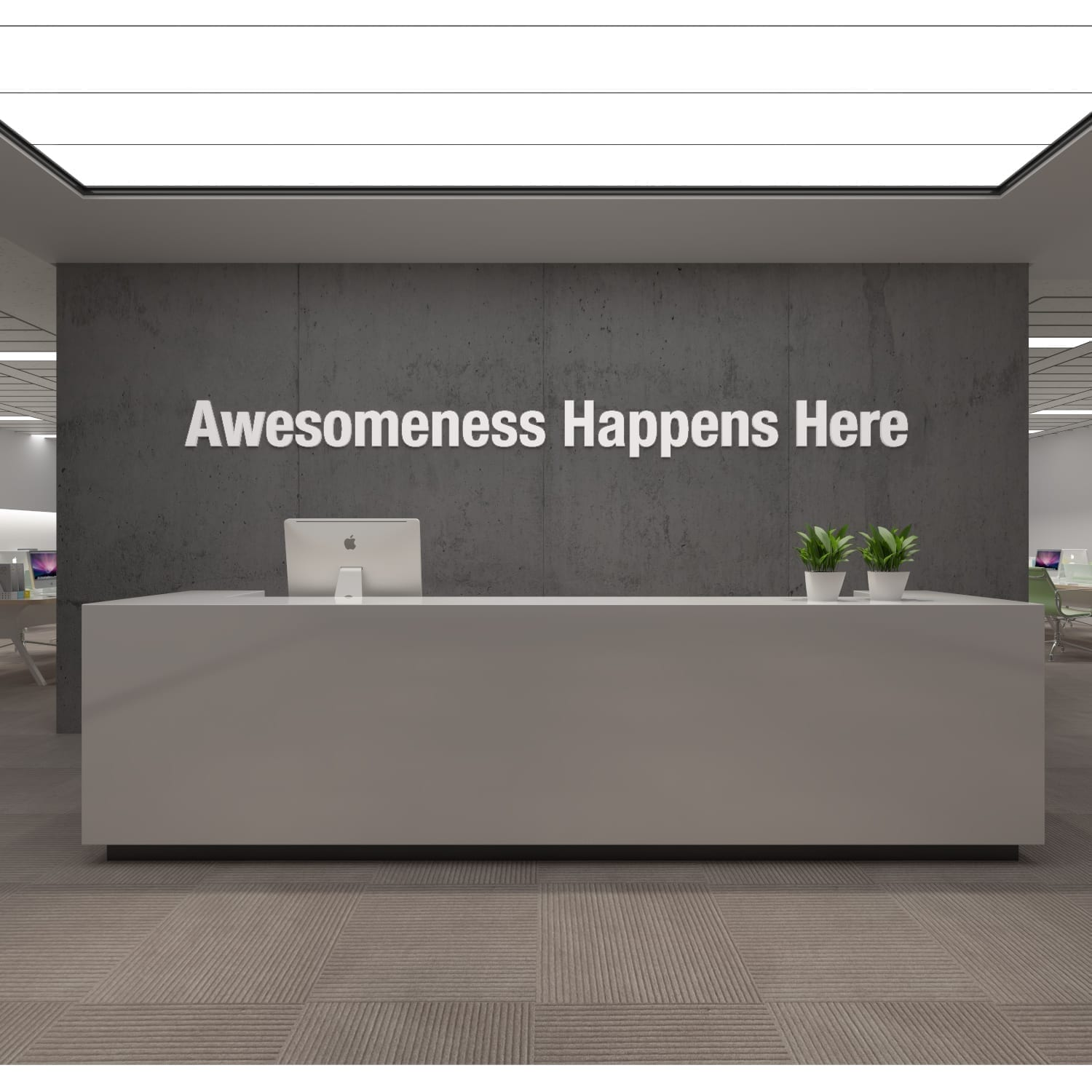 Awesomeness Office Decor Ideas
